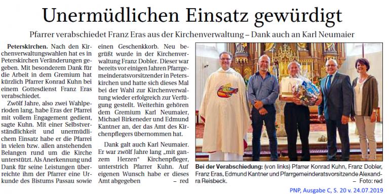Grossansicht in neuem Fenster: Kirchenverwaltung