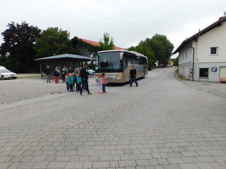 Schulbustraining 2