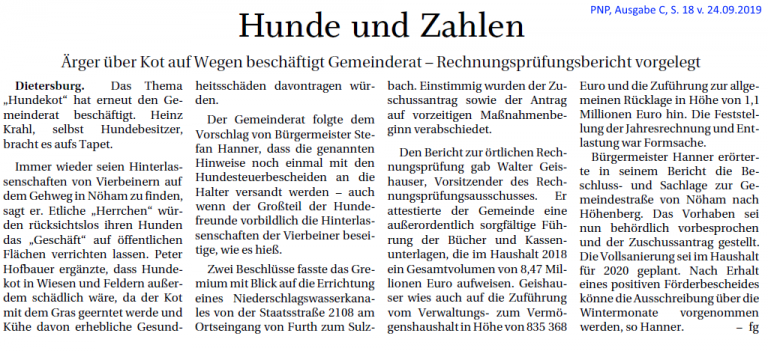 Grossansicht in neuem Fenster: Gemeinderat