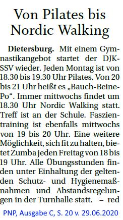 Grossansicht in neuem Fenster: Nordic Walking